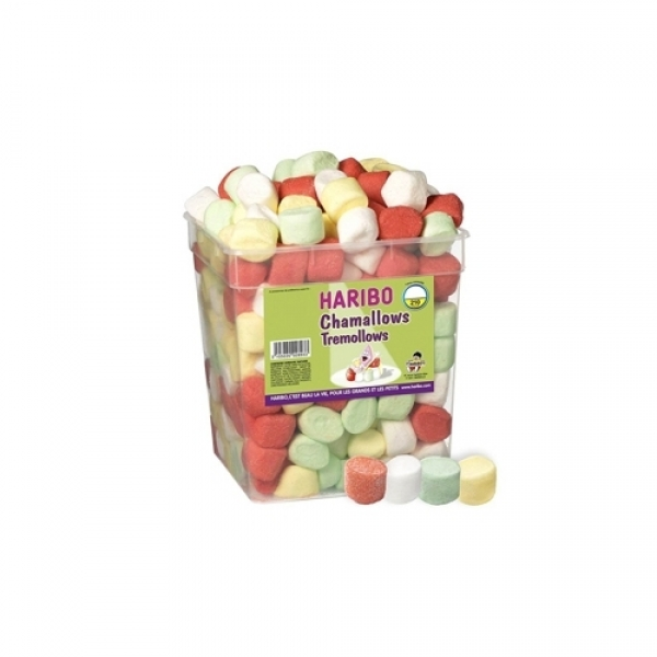 Boite Chamallows Tremolows Haribo Organisation Mariage France